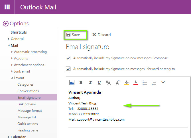how to put a gmail email on outlook
