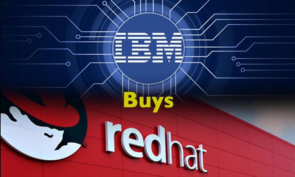 ibm buying red hat